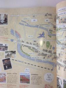 まるっと朝倉・うきは2018年版地図